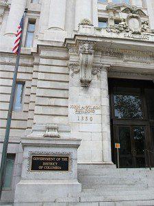 DC-Wilson building