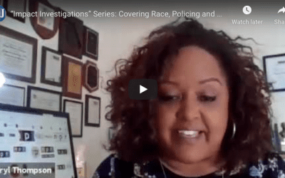"""WATCH: """"Impact Investigations"""" Series Covering Race, Policing and Misconduct Full Webinar Recording"""